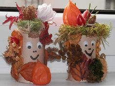 podzimníčci Preschool Color Activities, Autumn Activities, Preschool Crafts, Diy Crafts For Kids, Arts And Crafts, Manualidades Halloween, Easter Projects, Autumn Crafts, Crafty