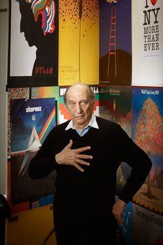 Milton Glaser by John Medere