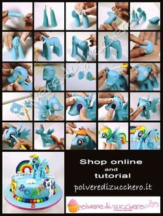 Rainbow Dash tutorial