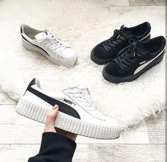 Sneakerparadies » Zum Online-Shop und Schuhe entdecken. Schwarz Weiß · Puma  Schuhe ... e2f740c551