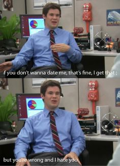 haha Workaholics - the best show I Smile, Make Me Smile, Movie Quotes, Funny Quotes, Life Quotes, Fraggle Rock, I Hate You, I Love To Laugh, Look At You