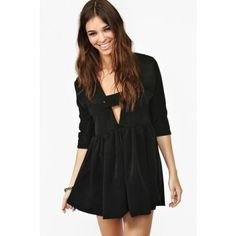 Valley Of The Dolls Dress - Black
