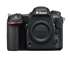 Nikon D500 DX-Format Digital SLR (Body Only) | Your #1 Source for Camera, Photo & Video