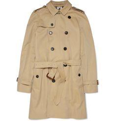 Burberry LondonCotton-Gabardine Trench Coat