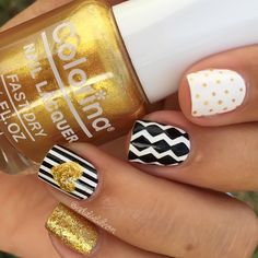 20 Awesome Nail Designs 2015/16 by Adelislebron #Adelislebron #naildesigns #nailart #nails #nailpolish #nailartbyadelislebron #2015 #2016