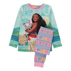 Disney Moana pyjama Asda, Moana, Pyjamas, Latest Fashion For Women, Nightwear, Kids Toys, Kids Outfits, Children, Disney