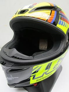 #apparel AGV Corsa Sole Luna Rossi Motorcycle Helmet LARGE please retweet