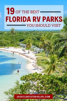 Take your next Family Vacation in the Florida Keys: what to do and where to stay with the kids for this unforgettable spring break or summer beach vacation and fishing / snorkeling destination. Destin Florida, Rv Parks In Florida, Key West Florida, Florida Vacation, Florida Travel, Florida Beaches, The Florida Keys, Florida Trips, Florida Camping