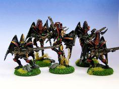 Miniature Painting, Dark Eldar, Games Workshop, 40K, John Salmond, Geek Garage, Table Top Gaming