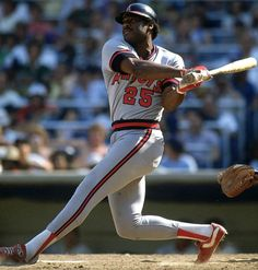 "this-day-in-baseball: "" November 1976 The Angels acquire Don Baylor as a free agent. The Austin, Texas, native, who played with the A's last season after being dealt by the Orioles in the Reggie. Baseball Tips, Twins Baseball, Angels Baseball, Baseball Pictures, Sports Baseball, Baseball Wall, Baseball Stuff, Football, Don Baylor"