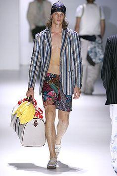 Spring 2006 Menswear - Etro