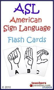 Lengua de Signos Americana ASL: miniatura de captura de pantalla