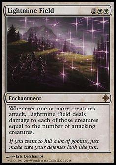 Lightmine Field (Rise of the Eldrazi)