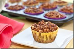 Morning Glory Muffins by Peas and Thank You