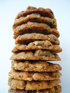 Sultana and oats is a great combination. I've already covered them in the guise of flapjacks and today I've knocked up a batch of cookies. The great thing about oatmeal sultana cookies …