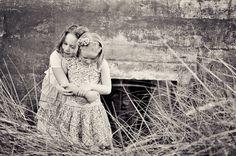 sister love- kids portraits