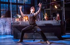 Jekyll and Hyde review at the Old Vic Theatre, London – 'lively but inconsistent'