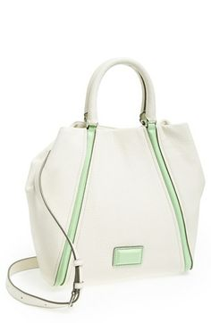 MARC BY MARC JACOBS 'Q - Fran' Leather Shopper - Very summer