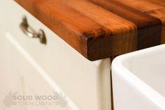 Solid Wood Worktops, Solid Oak Doors, Traditional Doors, White Doors, Brass Handles, Natural Oils, Centre, Exotic, Pencil