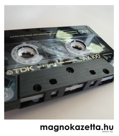 vintage cassette TDK SA-X 100