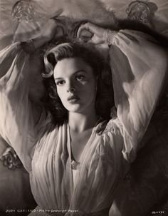 Judy Garland - Photo by Eric Carpenter