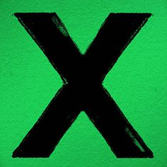 """x (pronounced """"multiply"""") is the second studio album by English singer-songwriter Ed Sheeran. Ed Sheeran is blessed - he seems to know exactly where he is going Give Me Love, Love Is In The Air, I See Fire, Thinking Out Loud, Thinking Day, Music Album Covers, Music Albums, Pop Albums, Ed Sheeran Multiply"""