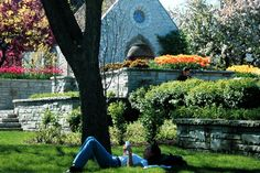 Marquette University - Joan of Arc Chapel