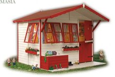 Cool Outdoor Playhouses For Kids