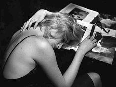 "rakham-lerouge: "" Monica Vitti L' aventura Michelangelo Antonioni 1960 """