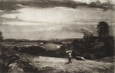 In 1827, Constable began work on the project that would occupy his attention until his death seven years later: the publication of a series of prints based on his paintings that would stand as a summary of his achievements