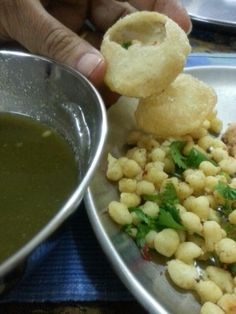 Pani puri best when chilled :P :P