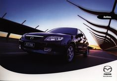 https://flic.kr/p/FaSxqE | Mazda Astina; 2001_1  (Australia) | front cover car brochure by worldtravellib World Travel library