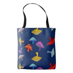 #mushrooms tote bag - #giftideas for #kids #babies #children #gifts #giftidea