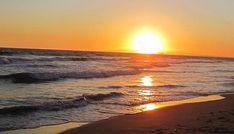 Sunset in California by Romuald Henry Wasielewski #California #sunset