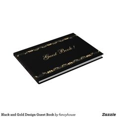 Black and Gold Desig