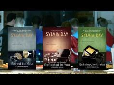 Crossfire Series by Sylvia Day 2013 Big Game Ad