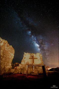 Bajo las estrellas by Antonio Angel Hurtado Ripoll on 500px