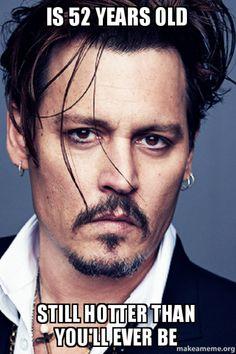♛ Johnny Depp ♛                                                                                                                                                                                 More