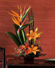 Los arreglos florales más coloridos y espectaculares                                                                                                                                                                                 Más
