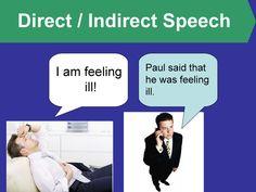 Direct and Indirect Speech : Pengertian, Penjelasan Lengkap dan Cara Perubahannya - http://www.studybahasainggris.com/direct-and-indirect-speech-materi-bahasa-english/