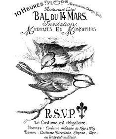 Коллекция картинок: French Vintage. Картинки для декупажа, скрапа, коллажей от Graphique, США