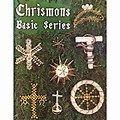 Chrismon Pattern Books