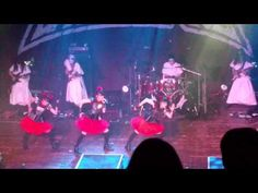 Babymetal - Doki Doki ☆ Morning @ House of Blues - Chicago, IL