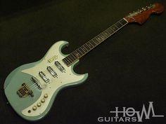 1960s Vintage MIJ KAWAI S-180 Blue