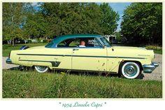 1954 Lincoln Capri by sjb4photos, via Flickr***