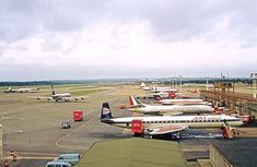 Gatwick Airport Year: 1972 Credit details unknown