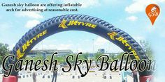 Inflatable arch manufacturers