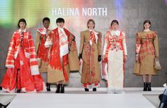 Students from Edinburgh Art College scooped the majority of the prizes at the awards. LONDON — Graduate Fashion Week was dominated by politics, in the tone of the collections on show and students' …
