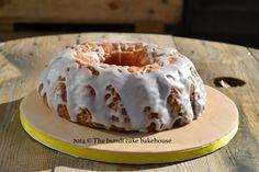Almond gluten free bundt cake