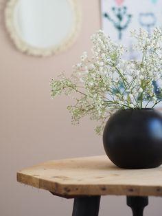 Lämmin ilo Decor, Home Decor, Vase